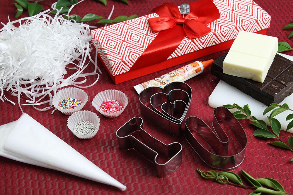combo thoát ế vượt chướng ngại vật socola chữ  hướng dẫn làm socola handmade HOT!!! Hướng dẫn làm socola handmade miễn phí tại Beemart combo thoat e 7