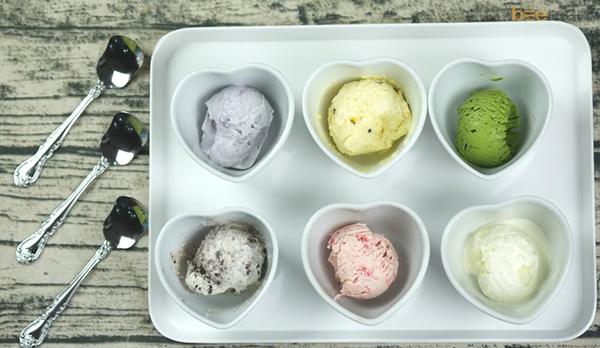 cách làm kem không cần máy cách làm kem không cần máy 3 cách làm kem không cần máy cực nhanh, không dăm đá, xốp và mịn cach lam kem khong can may 3