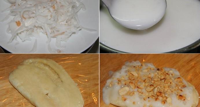 cách làm kem chuối bịch cách làm kem chuối bịch Cách làm kem chuối bịch thơm ngậy, cực mát lạnh chào hè cach lam kem chuoi bich 3