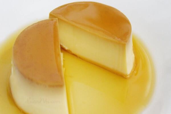 cách làm kem flan cách làm kem flan 3 cách làm kem flan ngon, mềm mịn như tan trong miệng cach lam kem flan ngon 1
