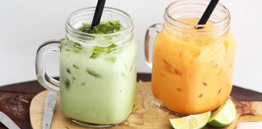 Cách pha trà sữa thái để bán cách pha trà sữa thái để bán Cách pha trà sữa Thái để bán siêu lãi cho mùa hè cach lam tra sua thai de ban 5
