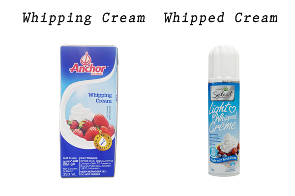 whipping cream là gì whipping cream là gì Whipping Cream là gì? Công dụng và phân biệt với Topping Cream whipping cream la gi 12