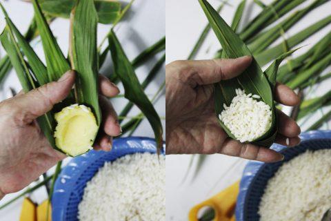 cách làm bánh ú cách làm bánh ú 2 cách làm bánh ú truyền thống thơm ngon cho Tết Đoan Ngọ cach lam banh u 9