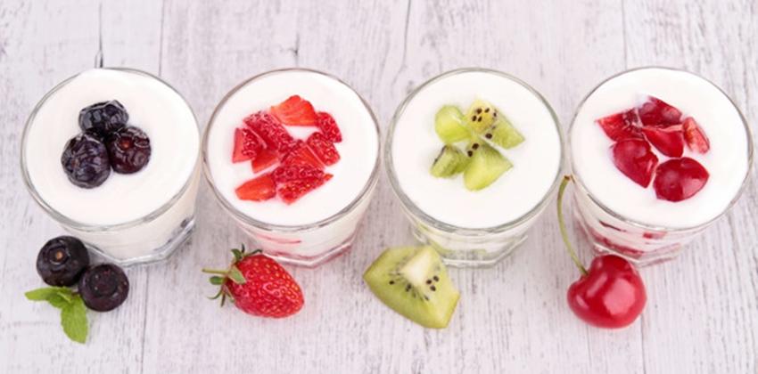 cách làm sữa chua trái cây cách làm sữa chua trái cây Cách làm sữa chua trái cây thanh mát, chua chua ngọt ngọt đậm đà cach lam sua chua hoa qua 4