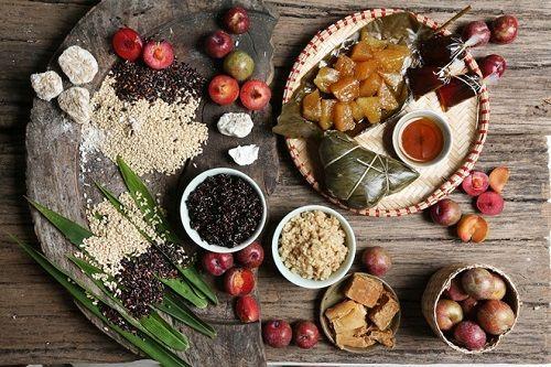cách làm bánh ú 2 cách làm bánh ú truyền thống thơm ngon cho Tết Đoan Ngọ nhung mon an ngon trong ngay tet doan ngo khong the thieu 2