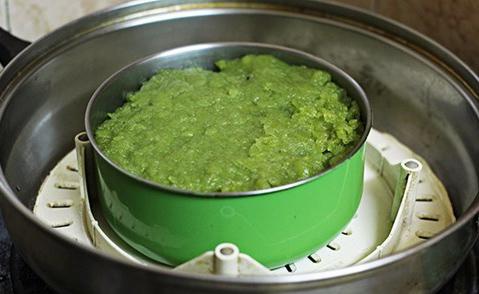 bánh đúc lá dứa nước dừa bánh đúc lá dứa nước dừa Cách làm bánh đúc lá dứa nước dừa dai mềm cực hấp dẫn banh duc la dua nuoc dua 2gf