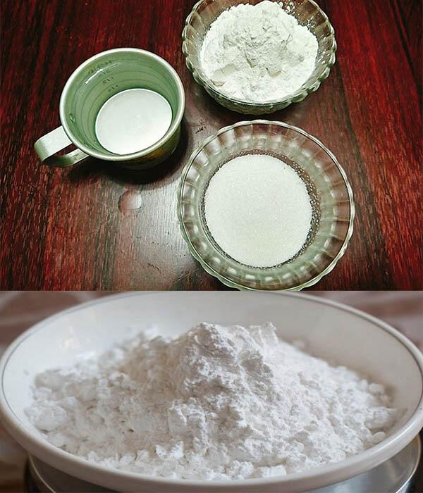 cách làm trân châu trắng bằng bột năng 1 cách làm trân châu trắng bằng bột năng Cách làm trân châu trắng bằng bột năng cực đơn giản mà bạn chưa biết lam tran chau trang bang bot nang 12