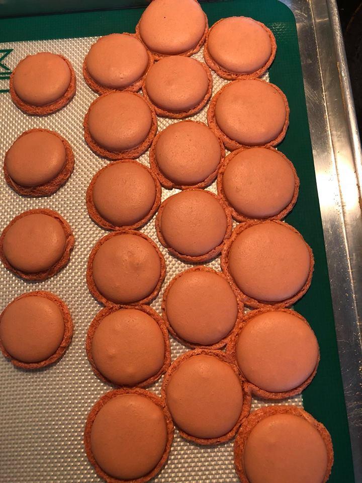 lỗi cơ bản làm bánh macaron lỗi cơ bản khi làm bánh macaron Lỗi cơ bản khi làm bánh Macaron không phải ai cũng biết loi co ban lam banh macaron 11