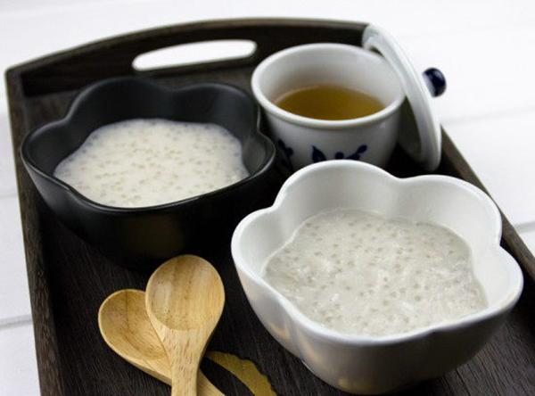 nấu chè khoai môn 4 khoai lang tím Khoai lang tím – nguyên liệu cho các công thức làm món ngon (Phần 2) nau che khoai mon 4