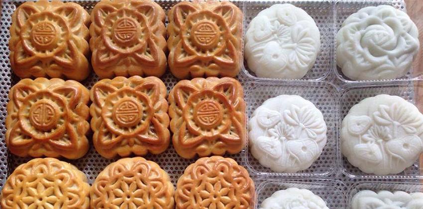 cách làm bánh nướng trung thu 2 cách làm bánh nướng trung thu Cách làm bánh nướng Trung thu từ nước đường bánh dẻo cực lạ cach lam banh nuong trung thu 2