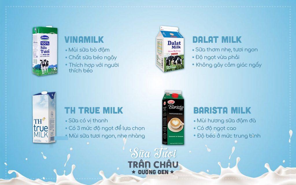sữa tươi trân châu đường đen nguyên liệu làm sữa tươi trân châu đường đen Nguyên liệu làm sữa tươi trân châu đường đen bất bại cac nguyen lieu lam sua tuoi tran chau duong den 1 1 1024x640