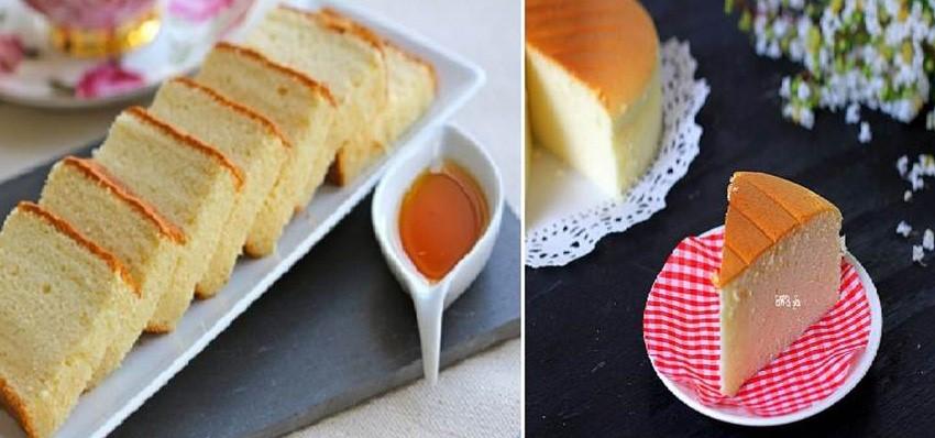 cách làm bánh 12 cách làm bánh ngon Cách làm bánh ngon từ cốt bánh bông lan cơ bản cach lam banh 12 1