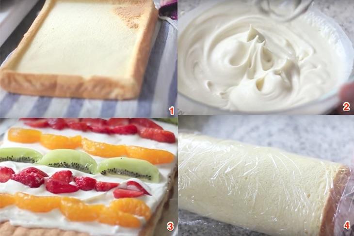cách làm bánh 3 cách làm bánh ngon Cách làm bánh ngon từ cốt bánh bông lan cơ bản cach lam banh 3