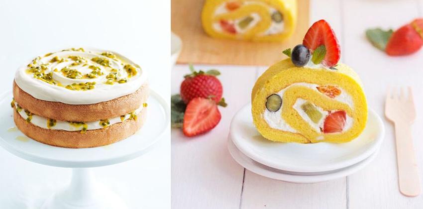 cách làm bánh 69 cách làm bánh ngon Cách làm bánh ngon từ cốt bánh bông lan cơ bản cach lam banh 69