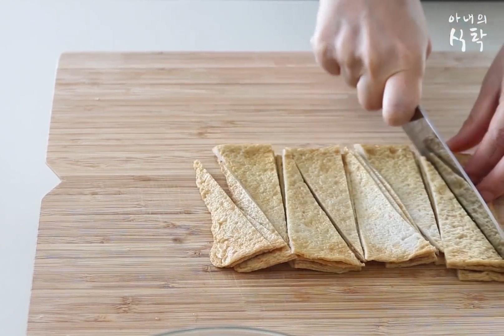 cách làm bánh gạo cay hàn quốc 2 cách làm bánh gạo cay hàn quốc Cách làm bánh gạo cay Hàn Quốc siêu đơn giản từ nguyên liệu sẵn có cach lam banh gao cay 2
