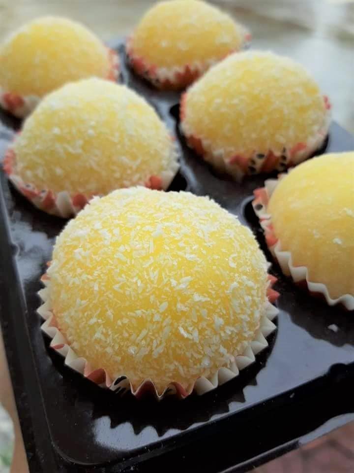cách làm bánh mochi 2 cách làm bánh mochi Cách làm bánh Mochi cực ngon giữa tâm bão Trung thu cach lam banh mochi 2