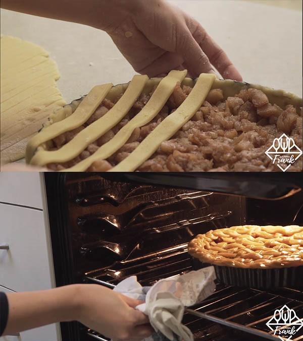 cách làm bánh táo 06 cách làm bánh táo Cách làm bánh táo ngon đắm say, đẹp ngất ngây cach lam banh tao 06