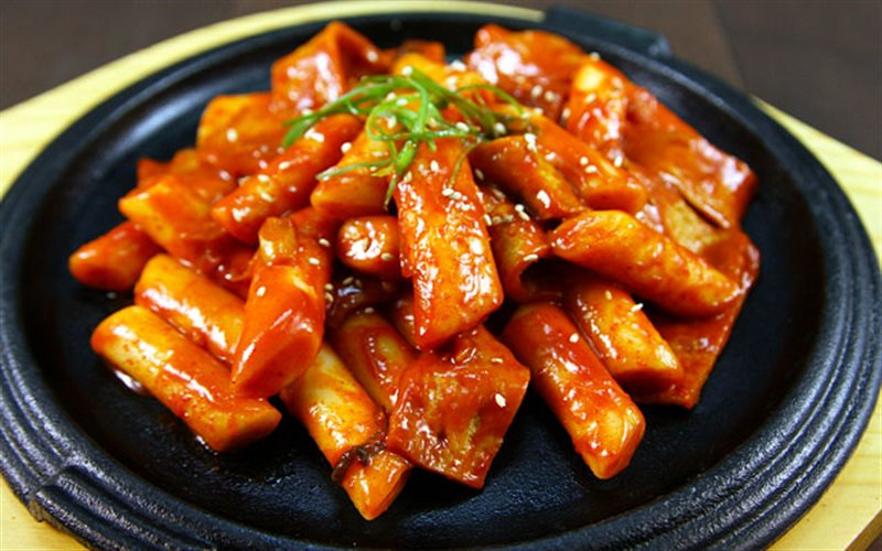 cách làm đồ ăn hàn quốc 1 cách làm đồ ăn hàn quốc Cách làm đồ ăn Hàn Quốc nhanh vèo vèo chỉ trong 30 phút cach lam do an han quoc 1