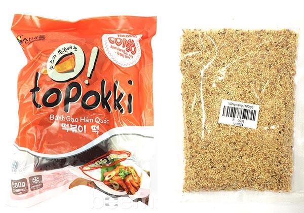 cách làm đồ ăn hàn quốc 26 cách làm đồ ăn hàn quốc Cách làm đồ ăn Hàn Quốc nhanh vèo vèo chỉ trong 30 phút cach lam do an han quoc 26