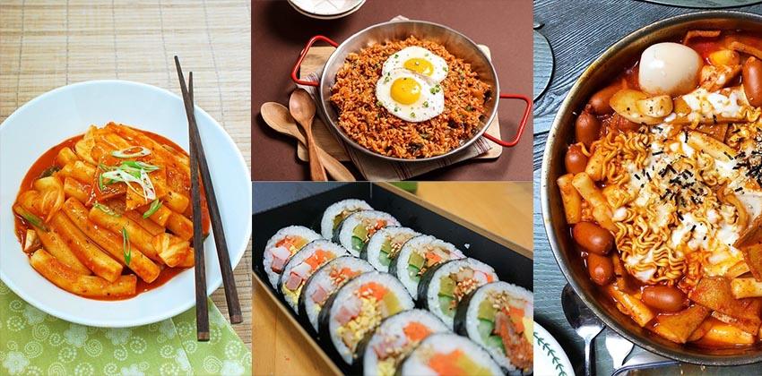 cách làm đồ ăn hàn quốc 9 cách làm đồ ăn hàn quốc Cách làm đồ ăn Hàn Quốc nhanh vèo vèo chỉ trong 30 phút cach lam do an han quoc 9