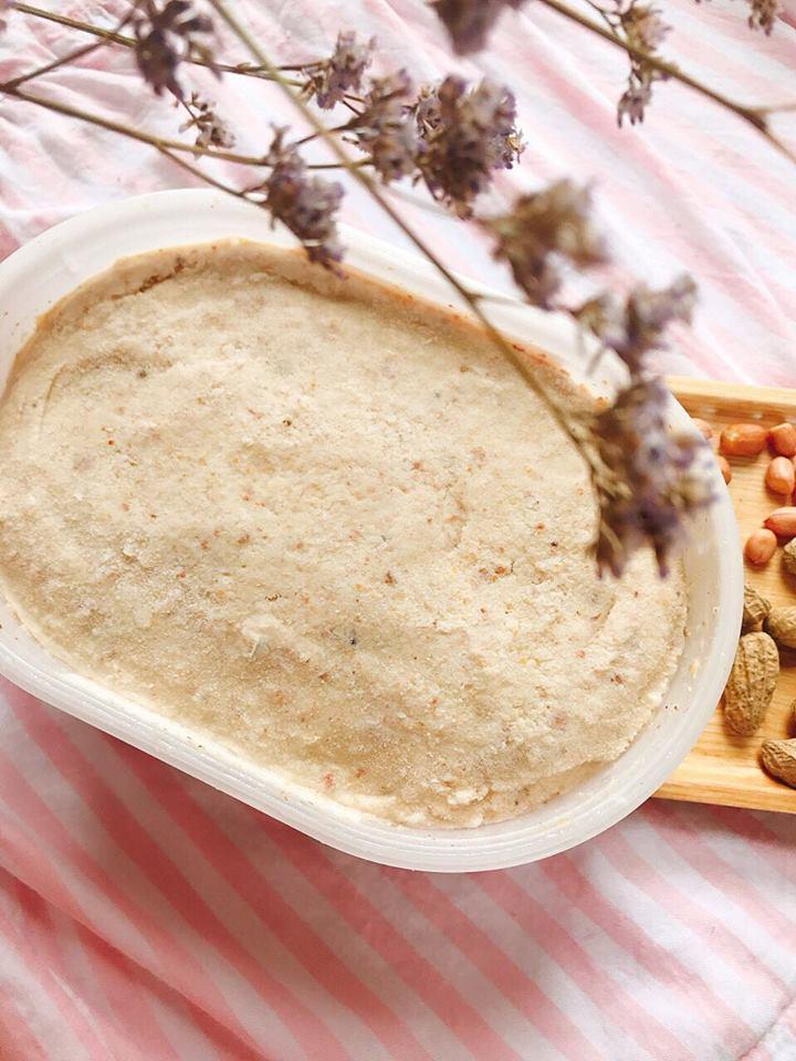 cách làm kem đậu phộng 7 cách làm kem đậu phộng Cách làm kem đậu phộng thơm ngậy, ngọt mát chớm mùa thu cach lam kem dau phong 7 1