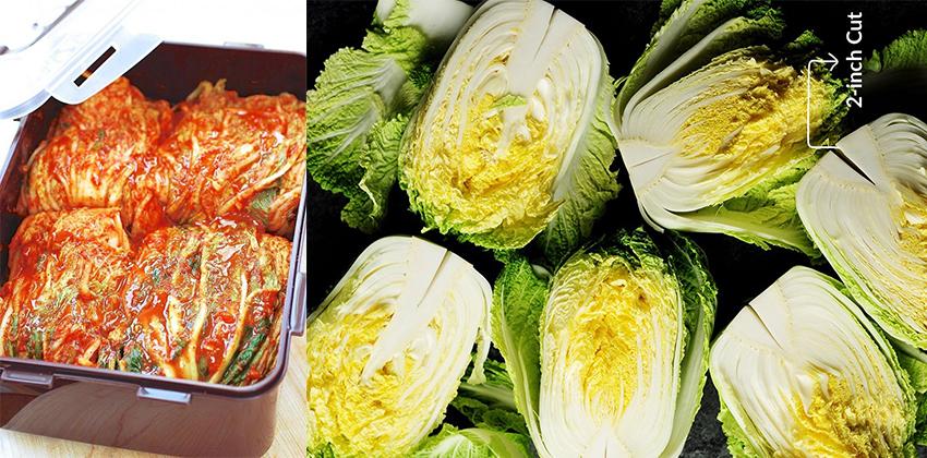 cách làm kimchi 06 cách làm kimchi Cách làm kimchi truyền thống ở nhà chỉ trong 7 bước cach lam kimchi 06