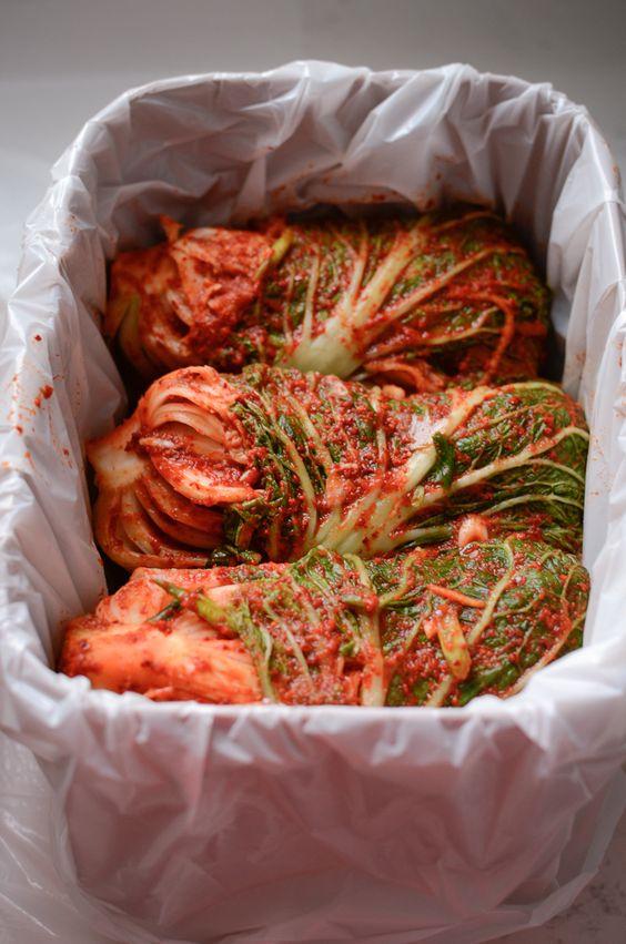 cách làm kimchi 25 cách làm kimchi Cách làm kimchi truyền thống ở nhà chỉ trong 7 bước cach lam kimchi 25