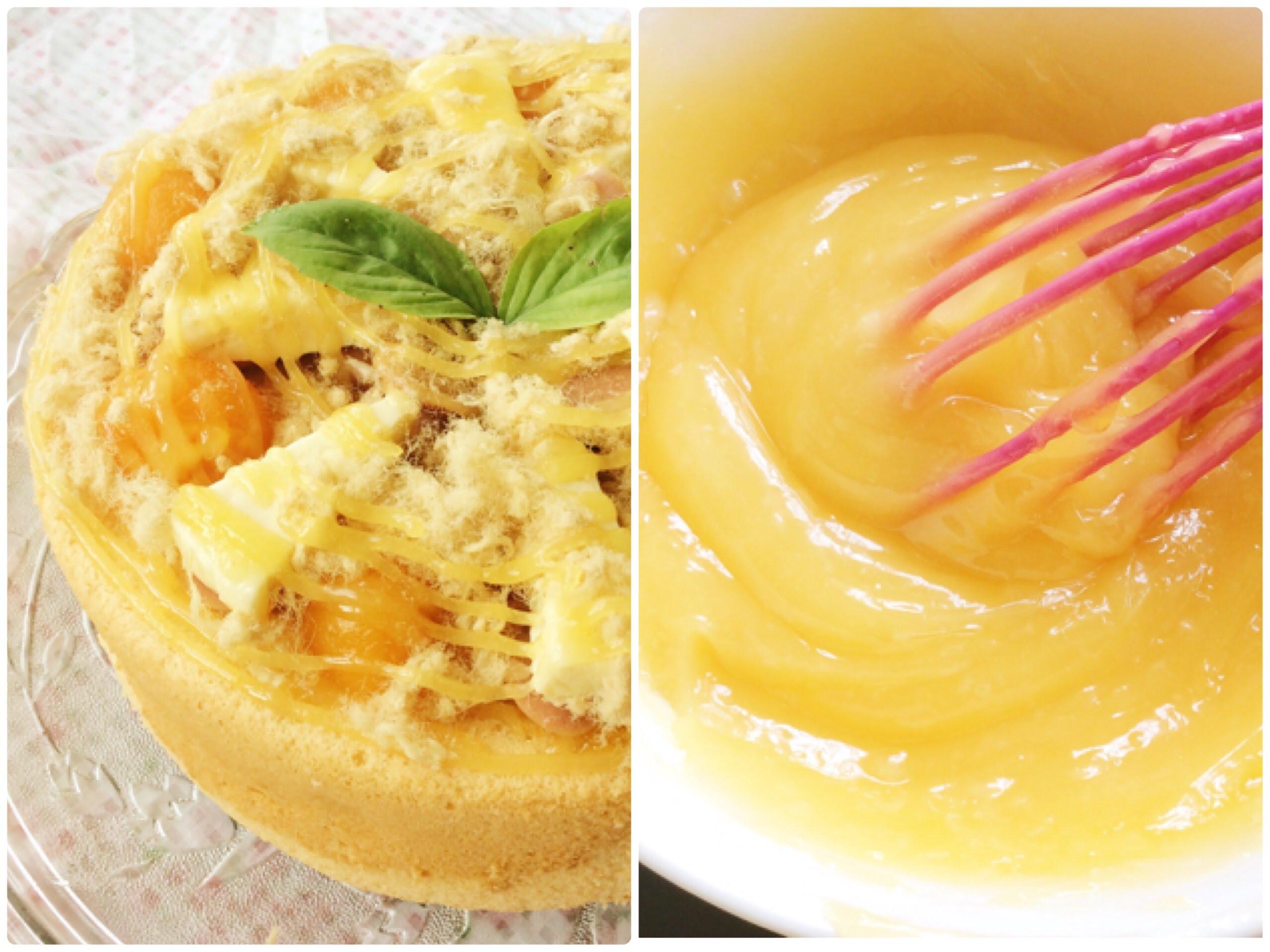 cách trang trí bánh bông lan 11 cách trang trí bánh bông lan Cách trang trí bánh bông lan cực ngon mà không cần đến kem tươi cach trang tri banh bong lan 11