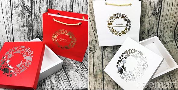 những mẫu túi hộp trung thu 3 những mẫu túi hộp trung thu Những mẫu túi hộp Trung thu 2018 cực hot nhung mau tui hop trung thu 3