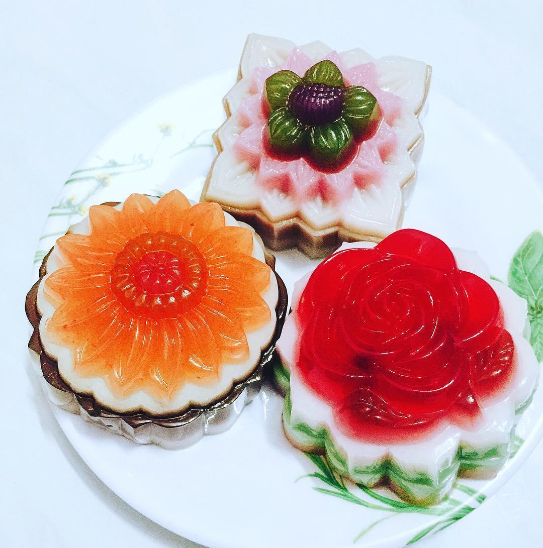 phân biệt bánh trung thu 7 phân biệt bánh trung thu Phân biệt bánh Trung thu truyền thống và hiện đại, bạn đã biết? phan biet banh trung thu 7