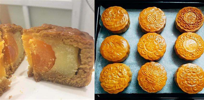 các lỗi làm bánh trung thu 06 cách làm bánh trung thu Cách làm bánh Trung thu hiện đại đầy màu sắc đáng yêu cac loi lam banh trung thu 06