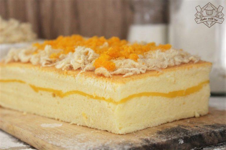 cách làm bánh bông lan 15 cách làm bánh chiffon cam Cách làm bánh chiffon cam thơm ngát mát lịm mùa thu cach lam banh bong lan 15 768x512 1