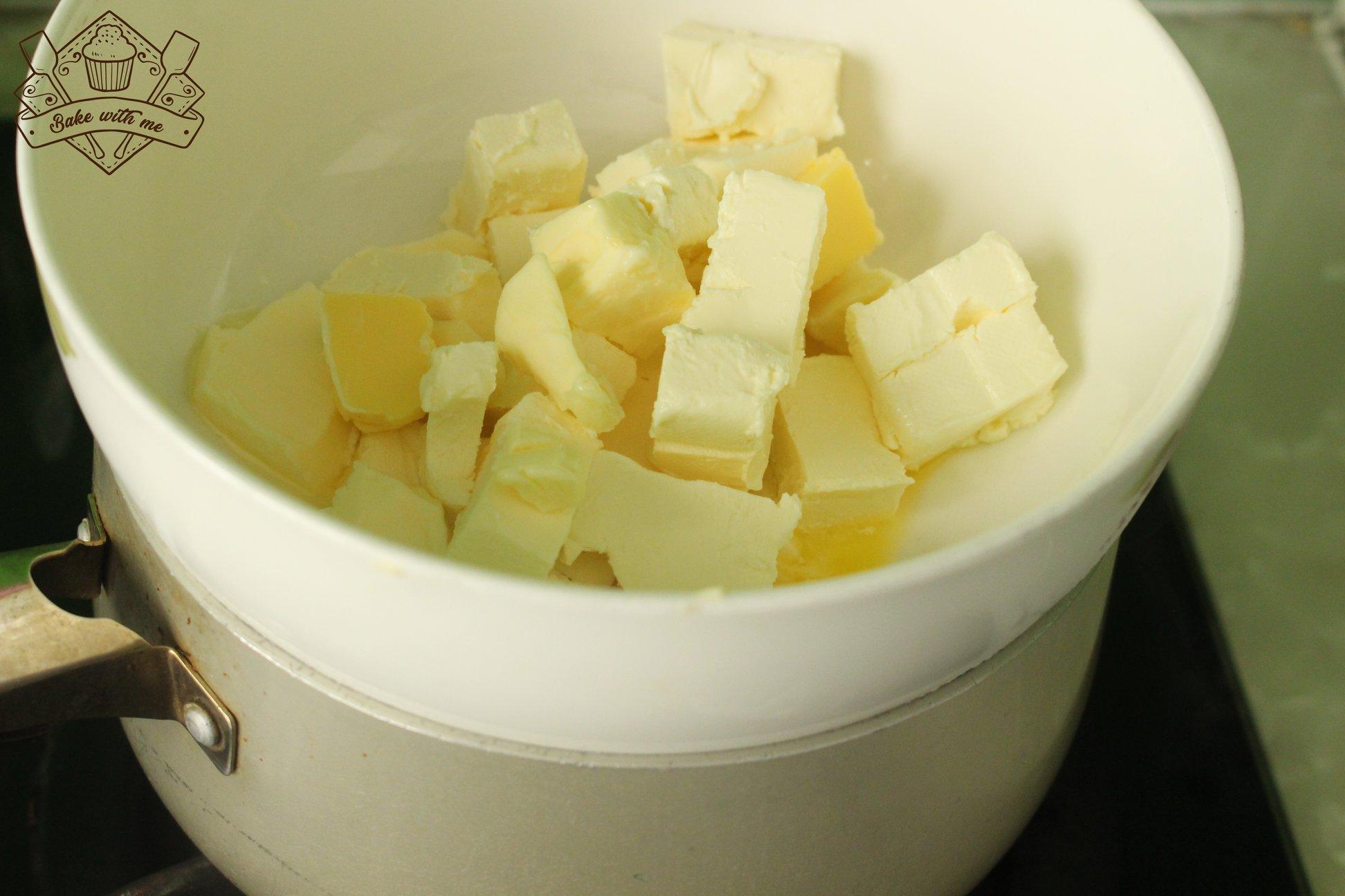 cách làm bánh bông lan 2 cách làm bánh bông lan Cách làm bánh bông lan trứng muối Castella cho thỏa cơn nghiện phô mai cach lam banh bong lan 2