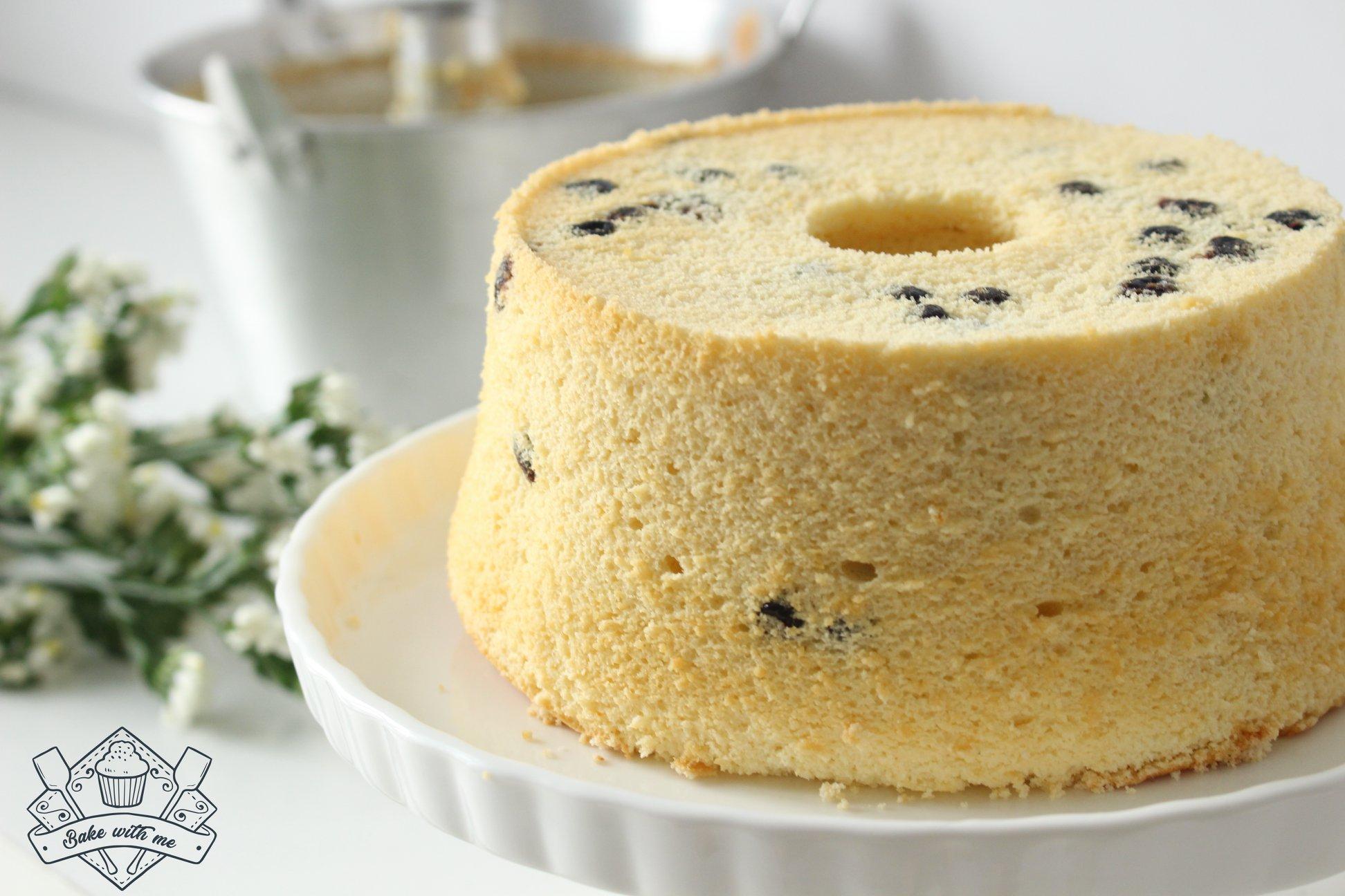 cách làm bánh chiffon 34 cách làm bánh chiffon Cách làm bánh Chiffon chanh việt quất đẹp như cơn gió thu cach lam banh chiffon 34