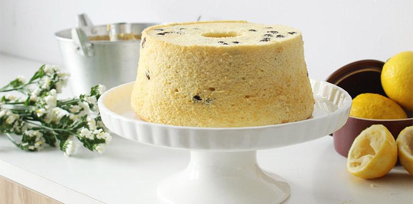 cách làm bánh chiffon 66 cách làm bánh chiffon Cách làm bánh Chiffon chanh việt quất đẹp như cơn gió thu cach lam banh chiffon 66