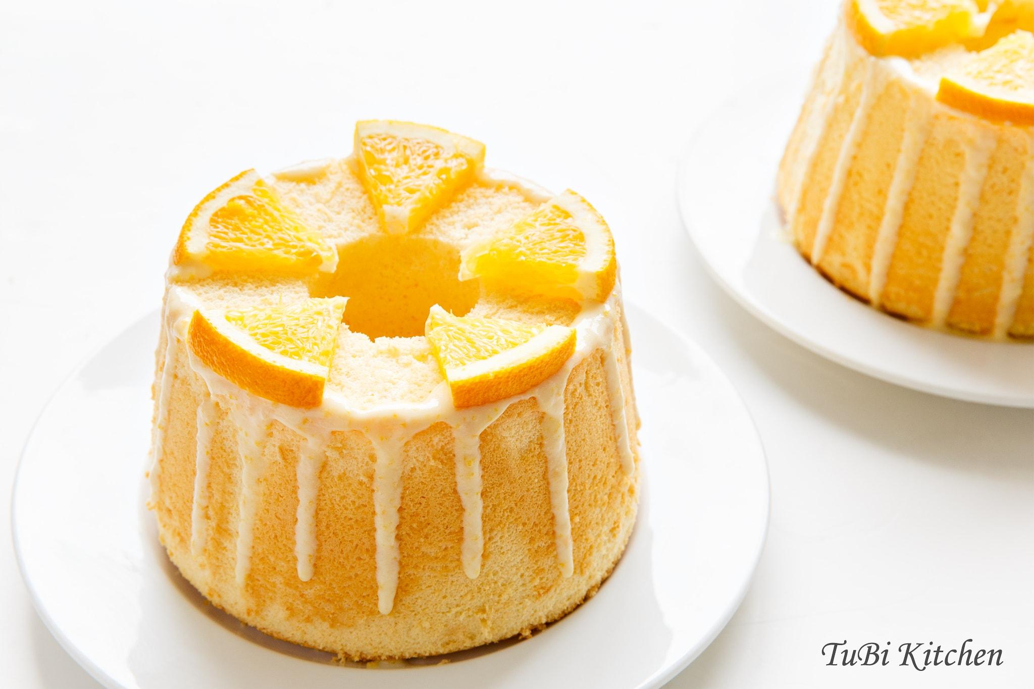 cách làm bánh chiffon cam 2 cách làm bánh chiffon cam Cách làm bánh chiffon cam thơm ngát mát lịm mùa thu cach lam banh chiffon cam 2