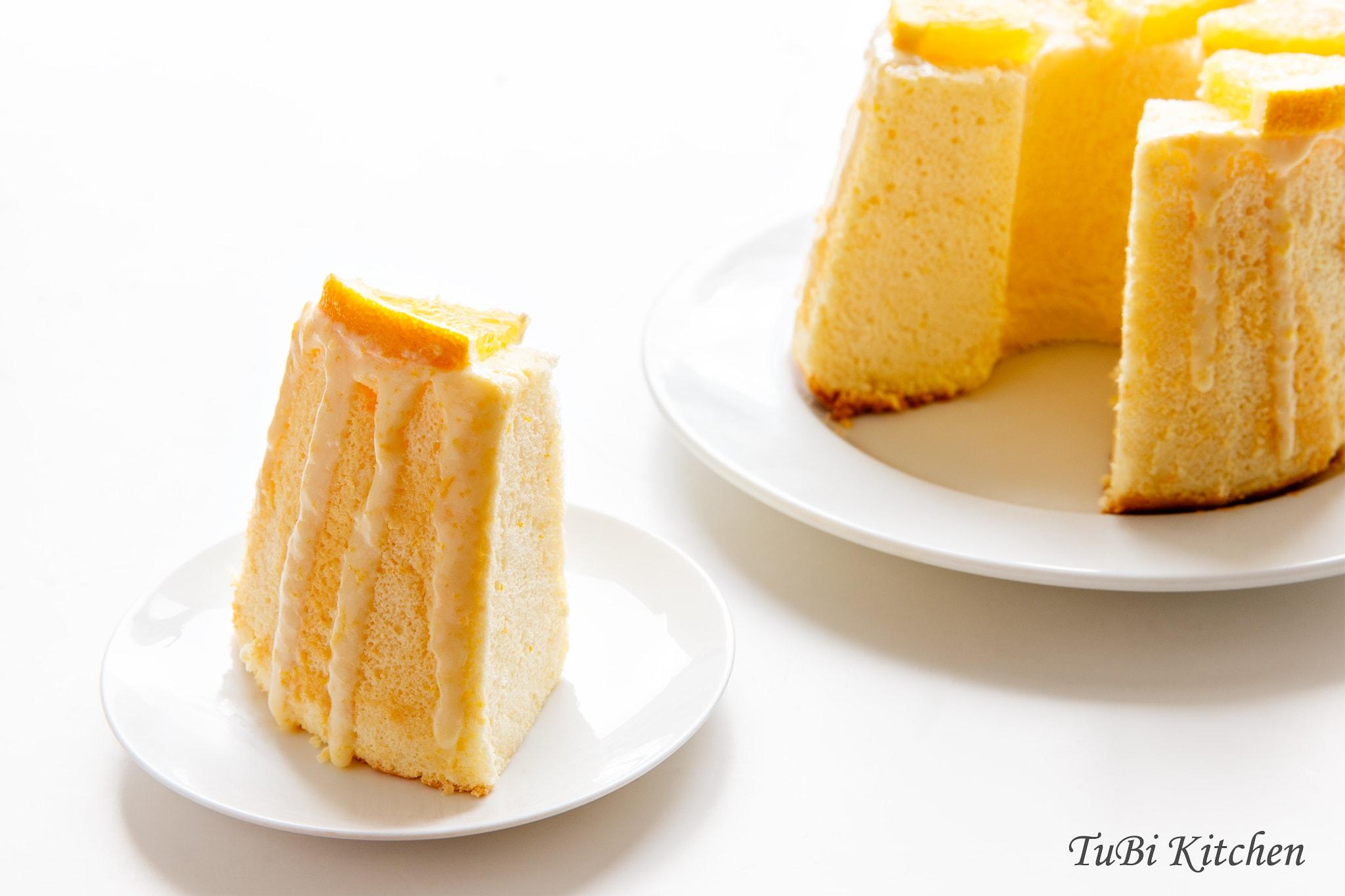 cách làm bánh chiffon cam 5 cách làm bánh chiffon cam Cách làm bánh chiffon cam thơm ngát mát lịm mùa thu cach lam banh chiffon cam 5