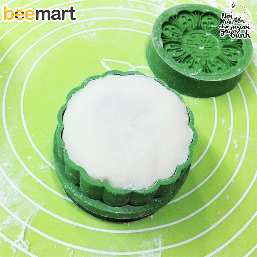 cách làm bánh dẻo 77 cách làm bánh dẻo Cách làm bánh dẻo Trung thu theo công thức không cần dầu ăn cach lam banh deo 77