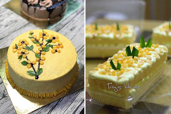cách làm bánh kem bắp 1 cách làm bánh kem bắp Cách làm bánh kem bắp ngon không thể chối từ cach lam banh kem bap 1