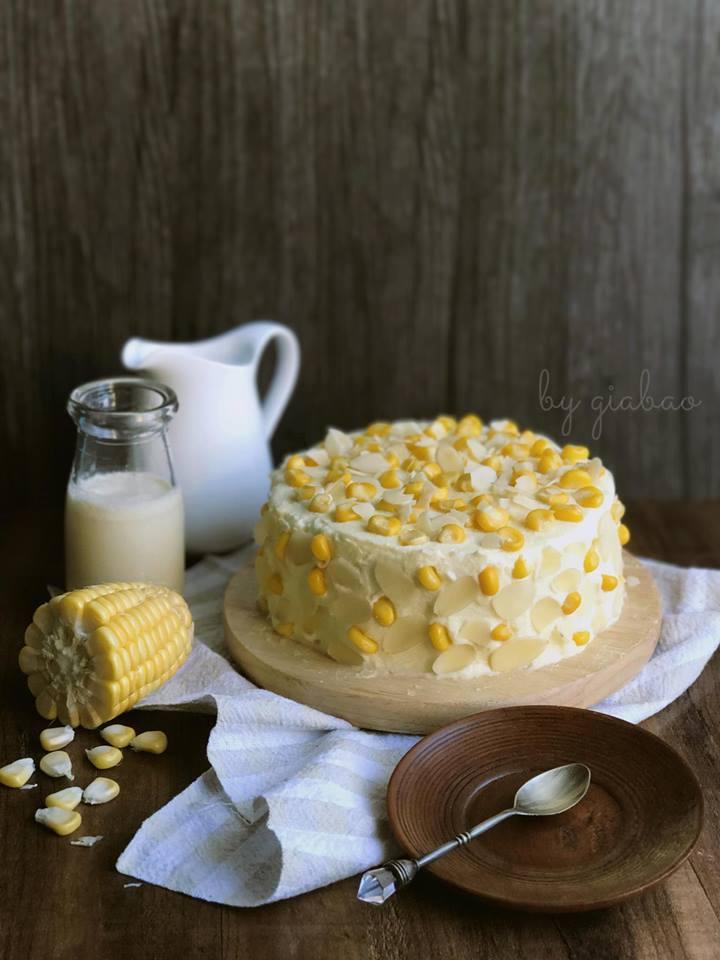 cách làm bánh kem bắp 11 cách làm bánh kem bắp Cách làm bánh kem bắp ngon không thể chối từ cach lam banh kem bap 11