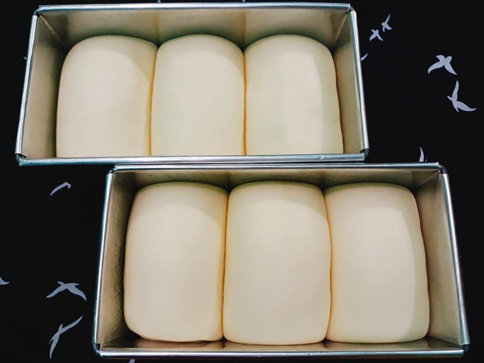 cách làm bánh mì sandwich 2 cách làm bánh mì sandwich Cách làm bánh mì sandwich mềm mịn như bông cach lam banh mi sandwich 2