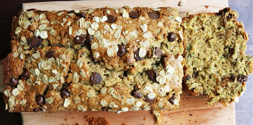 cách làm bánh mì yến mạch 66 cách làm bánh mì yến mạch Cách làm bánh mì yến mạch socola và quả bí ngòi tốt cho sức khỏe cach lam banh mi yen mach 66