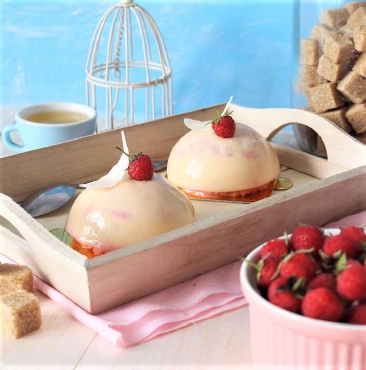 cách làm bánh mousse 1 cách làm bánh mousse Cách làm bánh mousse Lệ Chi long lanh cach lam banh mousse le chi 1