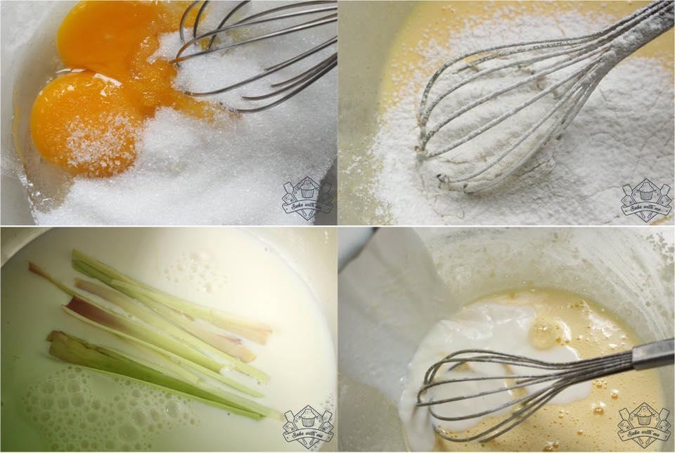 cách làm bánh mousse 4 cách làm bánh mousse Cách làm bánh mousse Lệ Chi long lanh cach lam banh mousse le chi 4