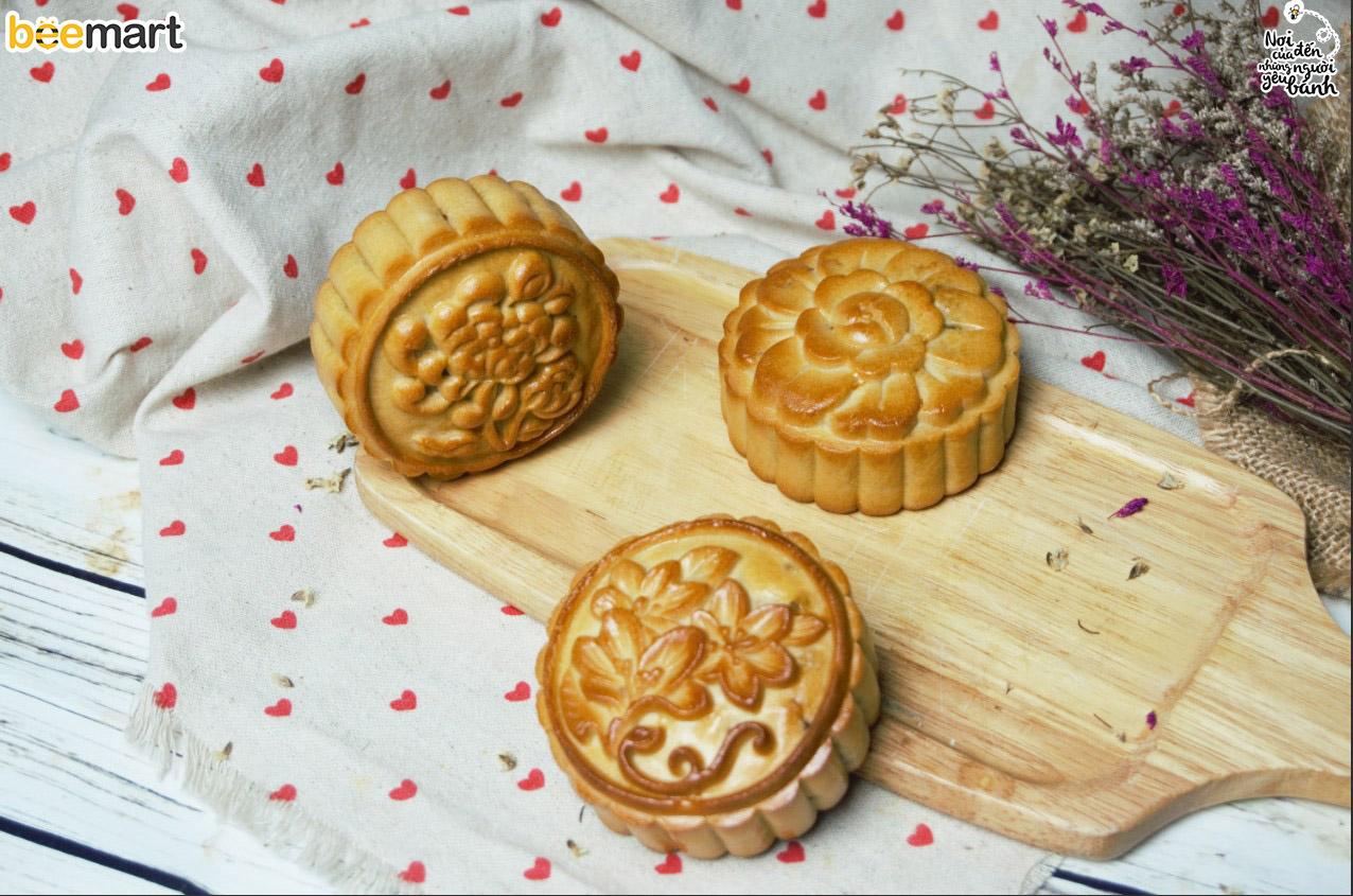 cách làm bánh nướng 41 cách làm nhân cốm sữa dừa Cách làm nhân cốm sữa dừa thơm lừng căn bếp cho Trung thu cach lam banh nuong 41