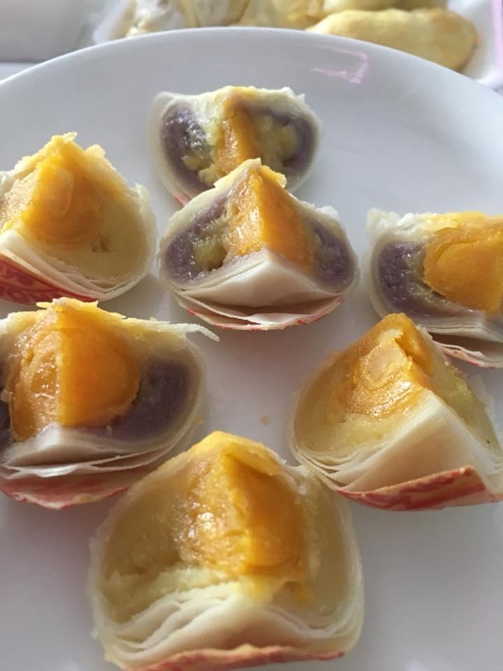 cách làm bánh pía 9 cách làm bánh pía Cách làm bánh pía chuẩn vị ngon nức nở cach lam banh pia 9