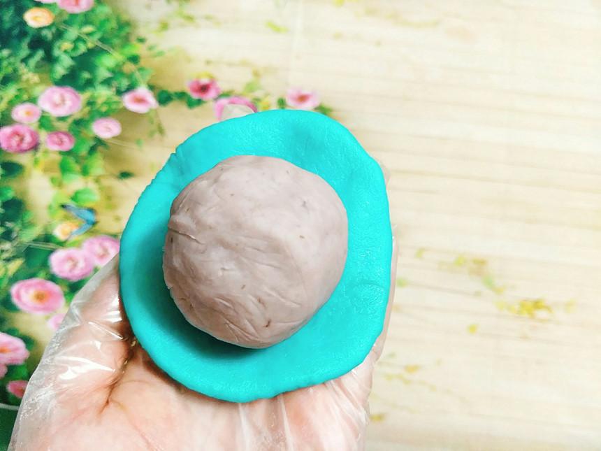 cách làm bánh trung thu 5 cách làm bánh trung thu Cách làm bánh Trung thu hiện đại đầy màu sắc đáng yêu cach lam banh trung thu 5