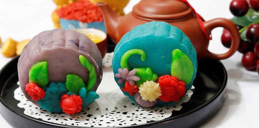 cách làm bánh trung thu 61 cách làm bánh trung thu Cách làm bánh Trung thu hiện đại đầy màu sắc đáng yêu cach lam banh trung thu 61