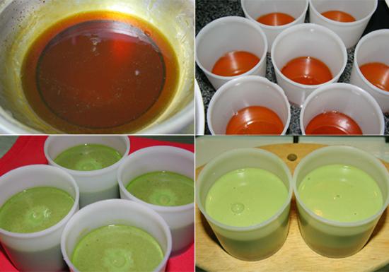 "cách làm caramen matcha 1 cách làm caramen matcha Cách làm Caramen Matcha cho ""con nghiện trà xanh"" cach lam caramen matcha 1"