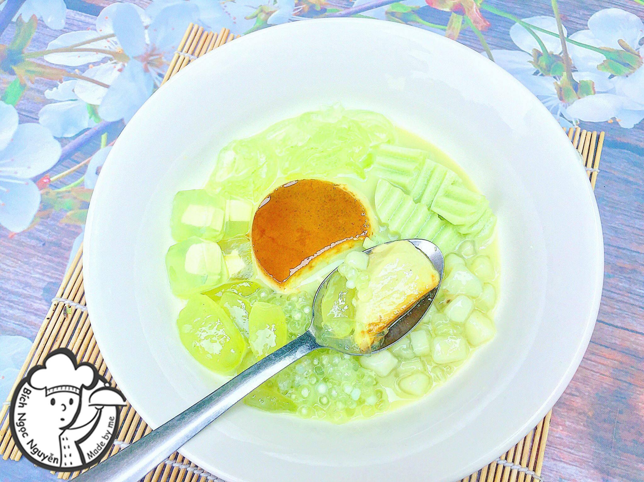 "cách làm caramen matcha 12 cách làm caramen matcha Cách làm Caramen Matcha cho ""con nghiện trà xanh"" cach lam caramen matcha 12"